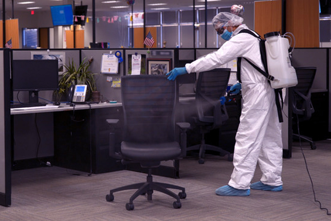 Office Sanitization